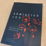 Armistice 100 Poetry Book Cover